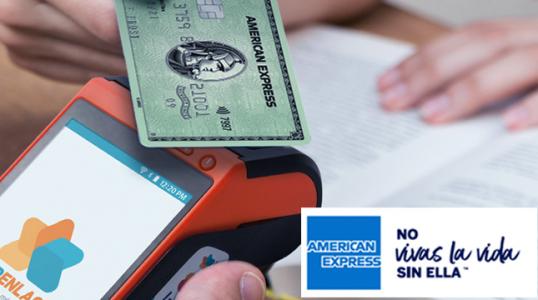 Comercios American Express